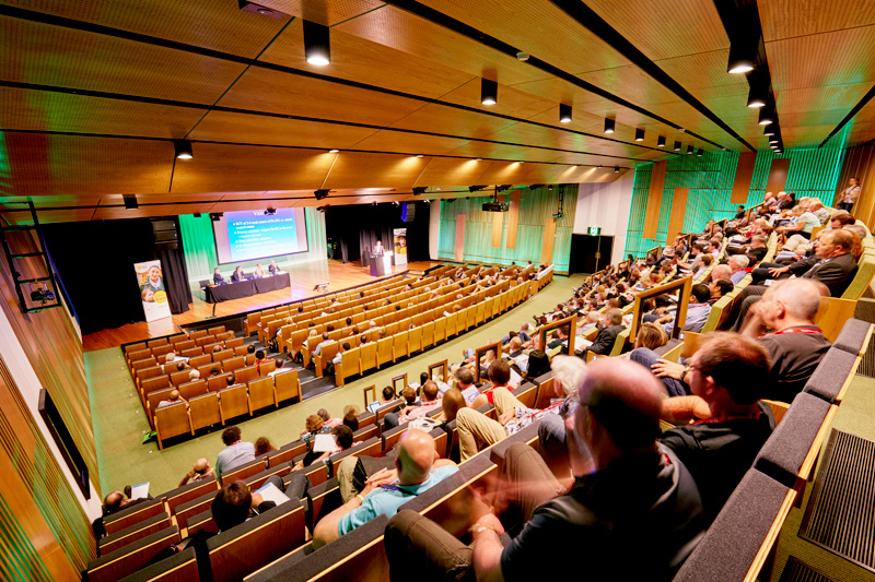 Brisbane Convention and Exhibition Centre auditorium