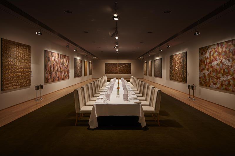Brisbane Convention and Exhibition Centre dinner gallery