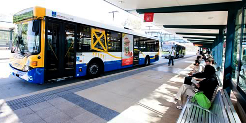 Brisbane Bus Transport